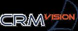 Logo systemu: CRM Vision